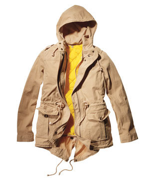 Old Navy Cotton-Canvas Anorak