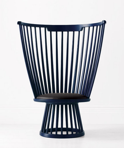 Fan Chair By Tom Dixon