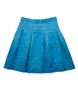 Kirna Zabête at Target Cotton-Blend Skirt