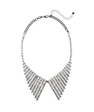 Send the Trend Glass-Crystal Necklace