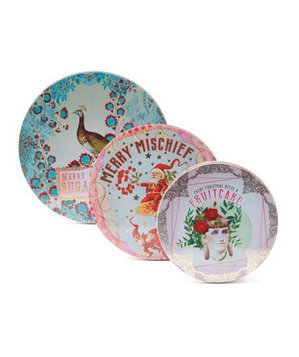 Holiday Cookie Tin Set