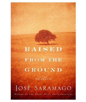 Raised from the Ground written by José Saramago translated from the Portuguese by Margaret Jull Costa