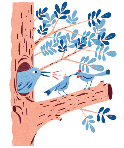 three-blue-birds-tree