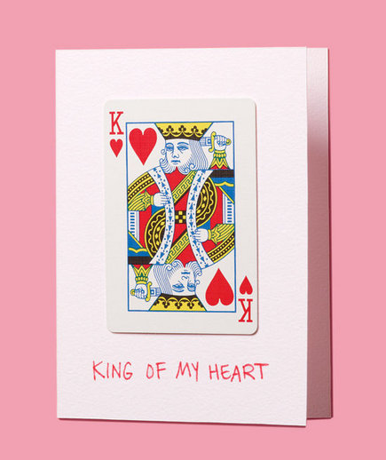 Play Your Cards Right – Valentine Playing Cards