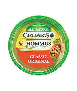 Cedar's All Natural Classic Original Hummus