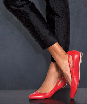 Maria Sharapova by Cole Haan flats