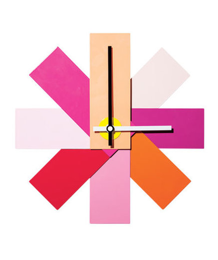 colorful-wall-clock