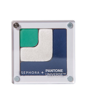 Sephora + Pantone Universe Color Grid Shadow Block in Bionic
