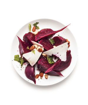 Beet and Ricotta Salata Salad