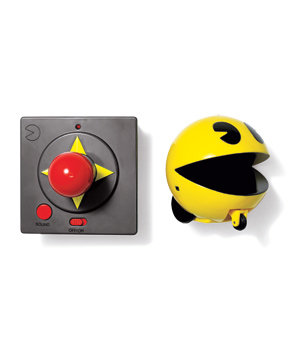 Pac-Man remote-control racer