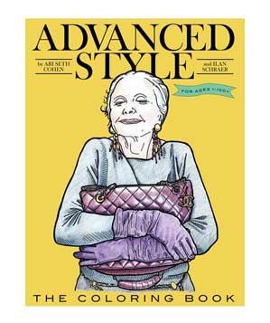 <em>Advanced Style, </em>The Coloring Book