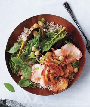 Salmon Health Bowl