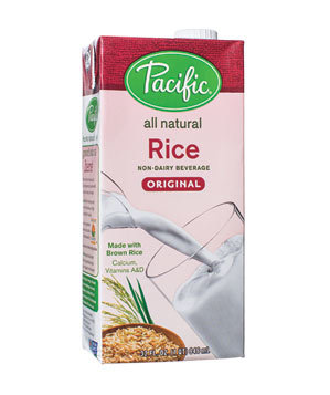 Pacific Foods Rice Non-Dairy Beverage Original