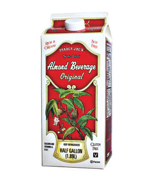 Trader Joe's Non-Dairy Almond Beverage Original