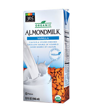 365 Everyday Value Organic Almondmilk Vanilla