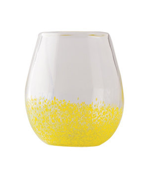 Confetti Stemless Wineglasses