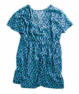 Old Navy Kaftan Swim Cover-Up