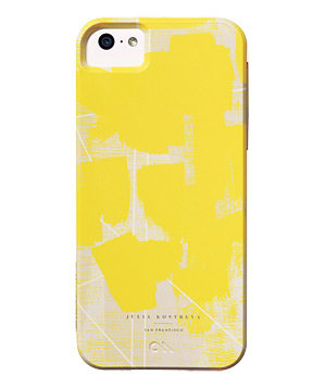 Goldenrod iPhone Case