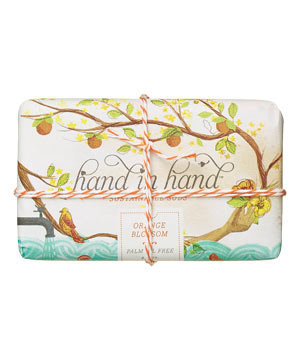 Hand in Hand Soap in Orange Blossom