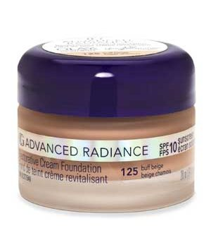 Cover Girl Advanced Radiance Restorative Cream Foundation SPF 10