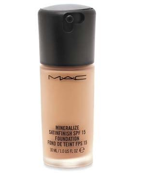 Mac Mineralize Satinfinish Foundation SPF 15