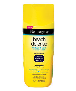 Neutrogena Beach Defense Suscreen SPF 70