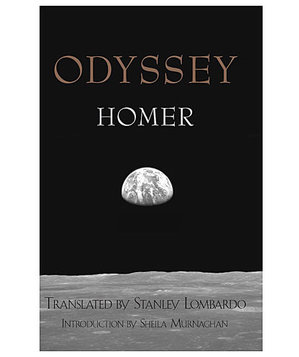 The Odyssey, by Homer