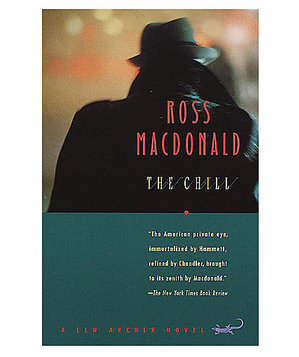 The Chill and The Underground Man, by Ross Macdonald