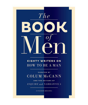 The Book of Men, curated by Colum McCann