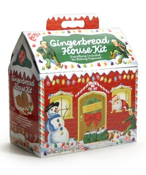 King Arthur Flour Gingerbread House Kit