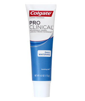 Colgate Pro Clinical Daily Whitening