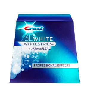 Crest 3D White Professional Effects Advanced Seal Whitestrips