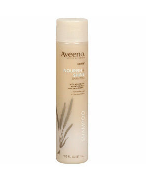 Aveeno Nourish and Shine Shampoo