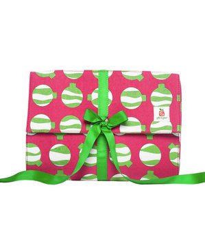 Reusable Fabric Gift Box