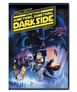 """Family Guy: Something, Something, Something, Dark Side"" DVD"
