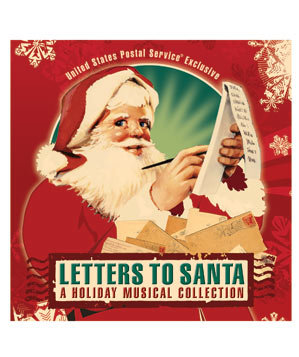 """Letters to Santa: A Holiday Musical Collection"" DVD"