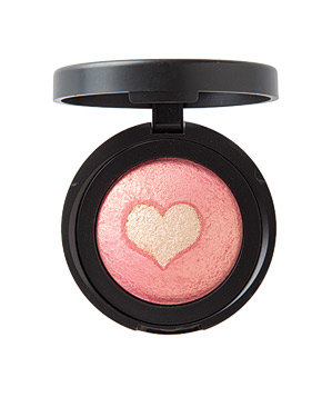 Laura Geller Beauty Baked Blush-n-Highlight in Pink Valentine