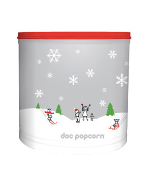 Doc Popcorn Big Tin