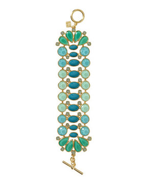 Banana Republic Sweet Step-Stone Bracelet