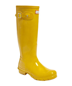 Hunter Original Tall High Gloss Rain Boot