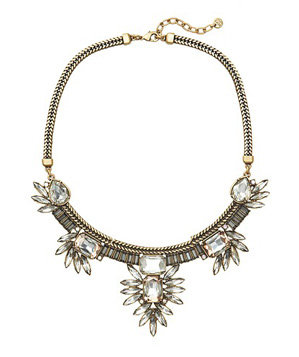 Loft Live in Pink by Suzanna Dai Short Necklace