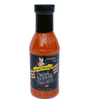 Frank and Teressa's Original Anchor Bar Buffalo Wing Sauce