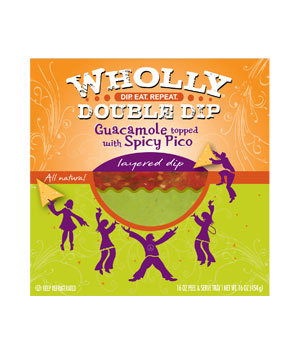 Wholly Guacamole Double Dip