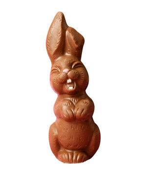 Woodhouse Chocolate Small Laughing Rabbit