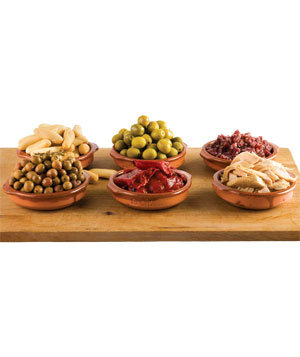 Spanish Tapas Assortment