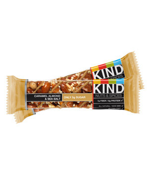 Kind Caramel Almond & Sea Salt