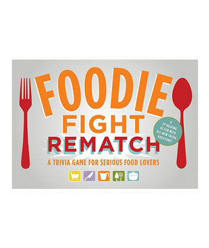 Foodie Fight Rematch