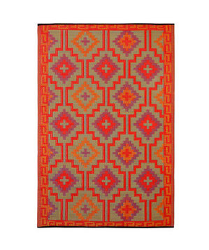 Prater Mills Indoor/Outdoor Reversible Rug