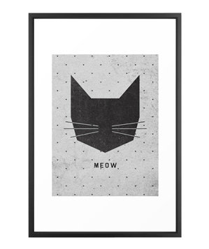 Meow by Wesley Bird