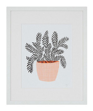 Potted Plant by Amy Blackwell